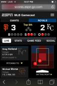 This was a stressful way to follow Game 7 of the World Series, but it had to be done. RefreshRefreshRefreshRefre- WE WON!