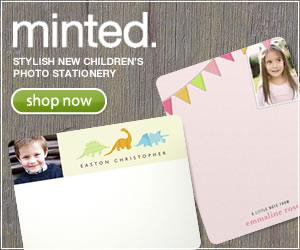 New Children's Photo Stationery