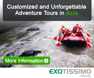 Customized and unforgettable adventure tours in Asia