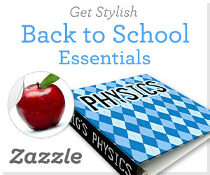 Shop Back to School Gear on Zazzle