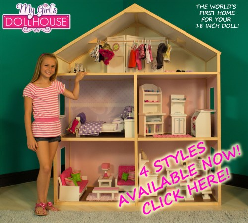 My Girls Dollhouse For 18 Dolls Review Doll Diaries