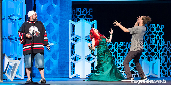 The 3rd Annual Geekie Awards at Club Nokia on Thursday, October 15, 2015 in Los Angeles, California (Photo by Joe Lester)