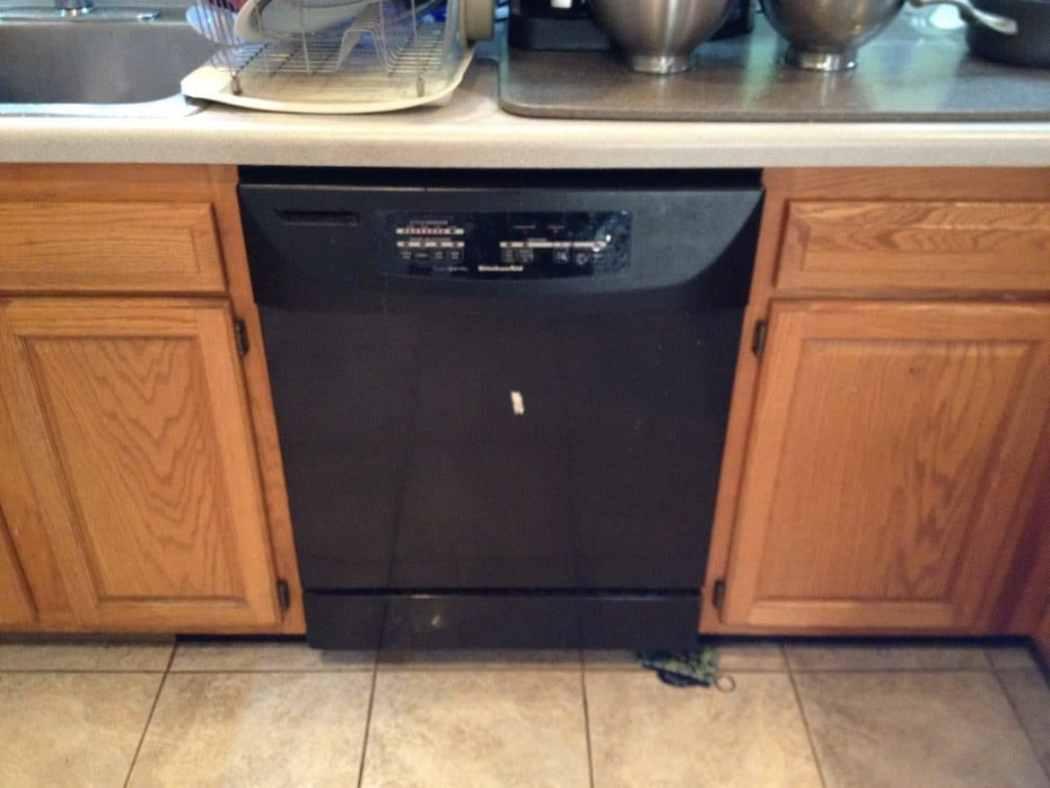 dishwasher door will not open how to fix broken door
