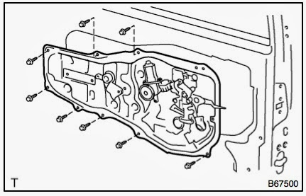 T4402359 Change water pump toyota sienna together with  moreover Toyotawiringdiagrams blogspot further Car Door Latch Schematic as well Toyota Sienna Exterior Parts. on toyota sienna rear window