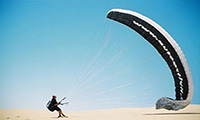 desert paragliding excursions in sharm el sheikh