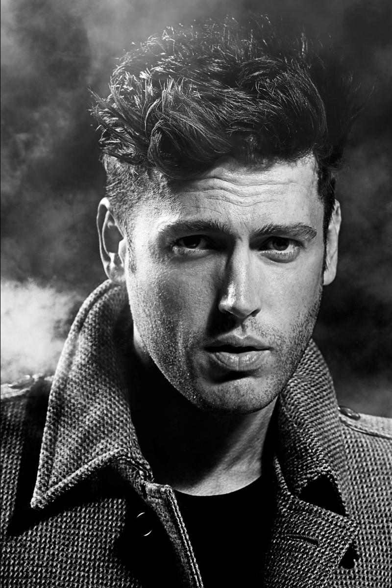 Fashion Photography - modeling portfolio - male model Brent Weber