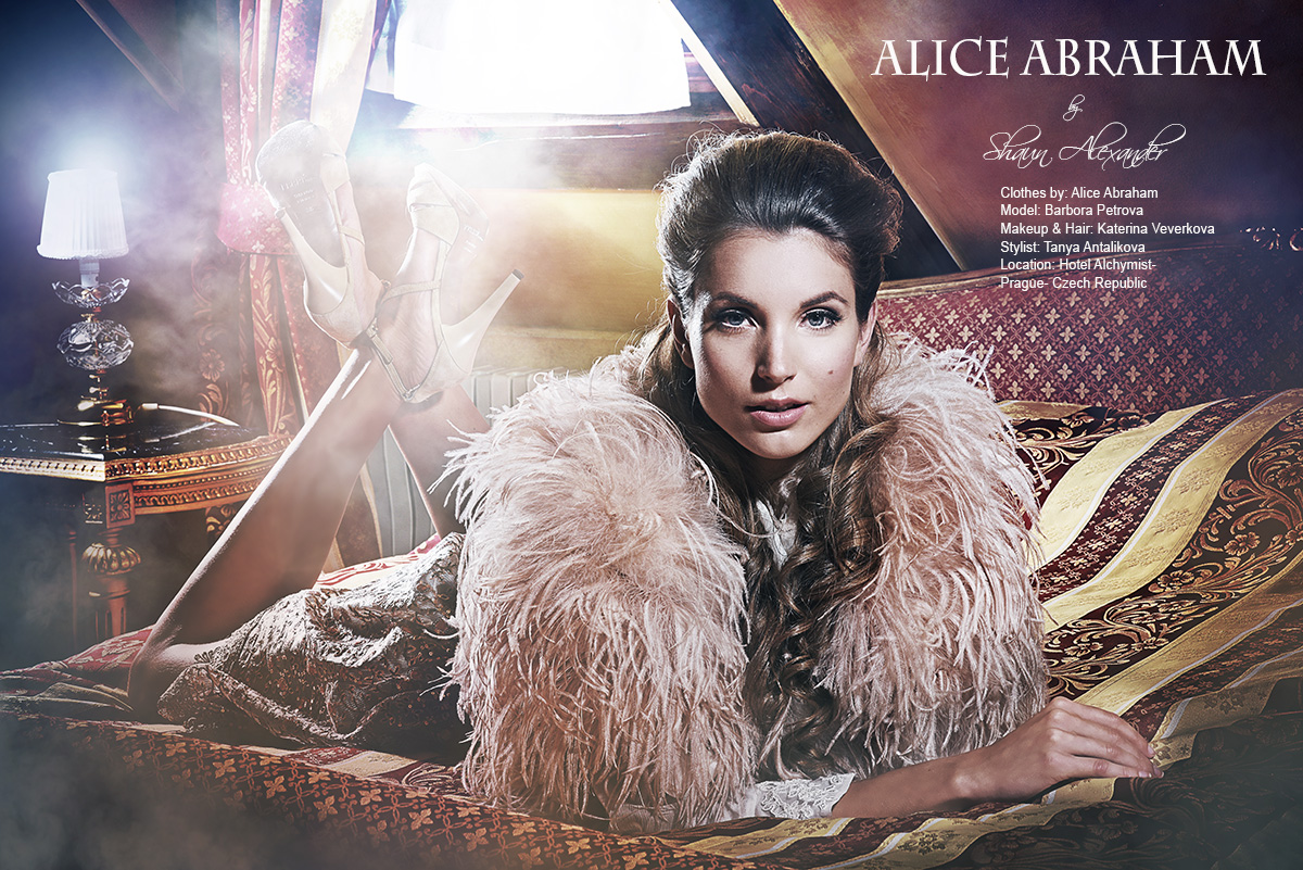 Fashion Photography by Shaun Alexander