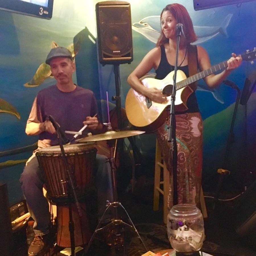 Fun times this week Jammin at Rhum Shak! with Juddhellip