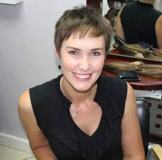 Jennifer Pretorius after...