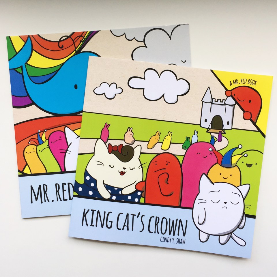 King Cat's Crown By Cindy Y. Shaw #MrRedBooks