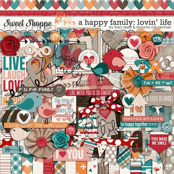 a happy life-600