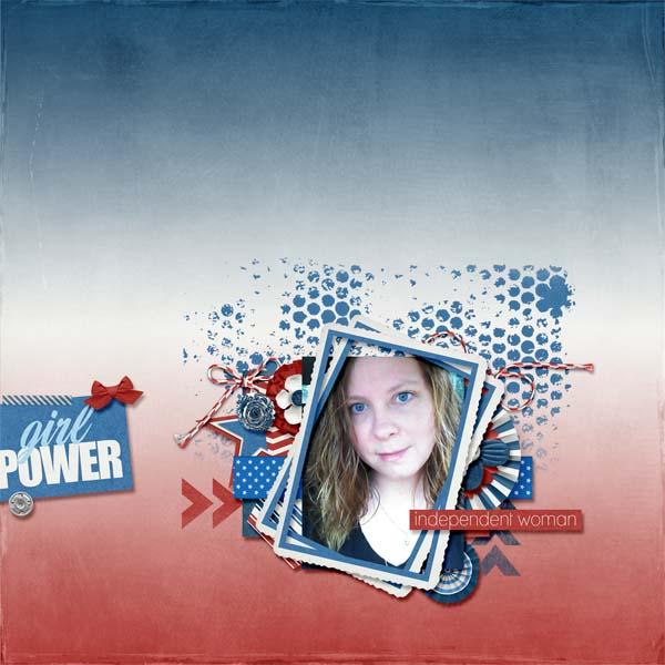 Girl Power-Kari