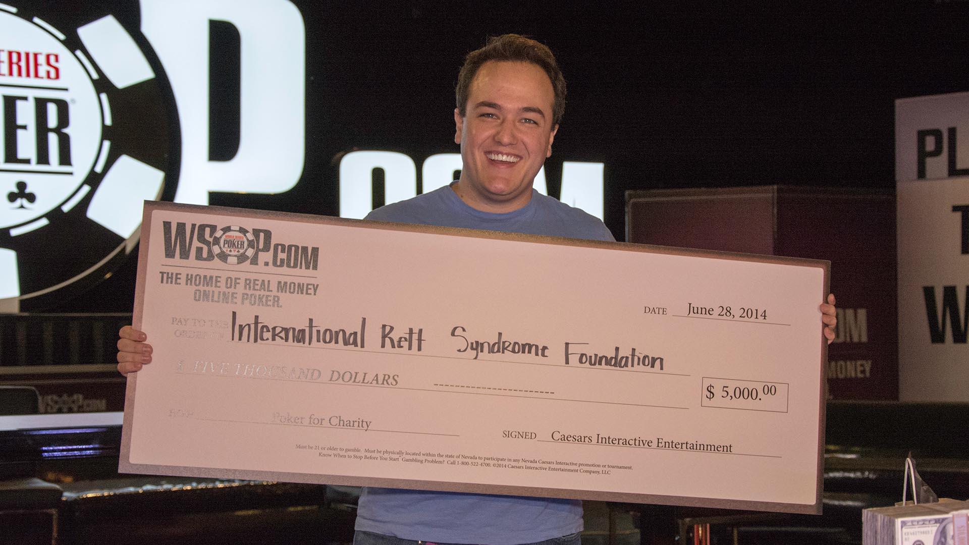 FI WSOP Win 2014