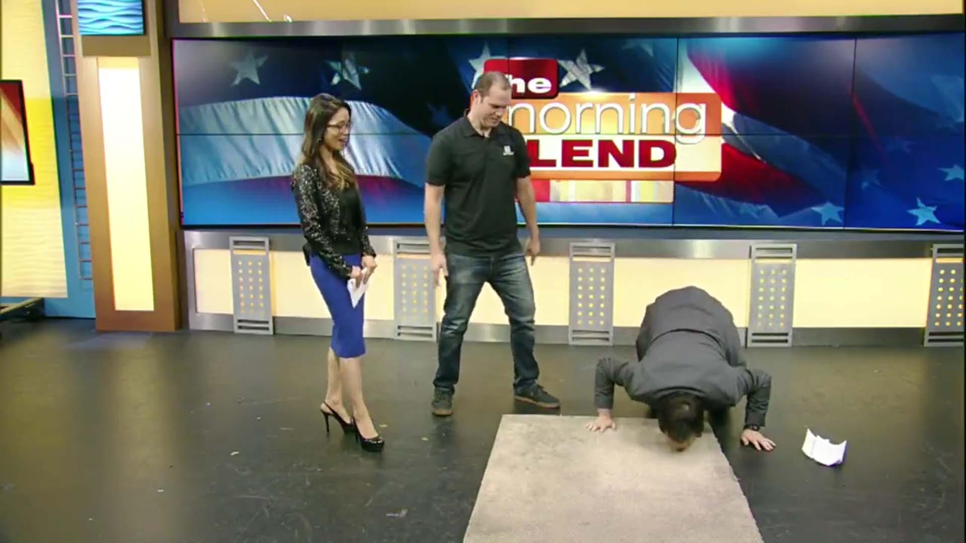 FI Licking Carpet