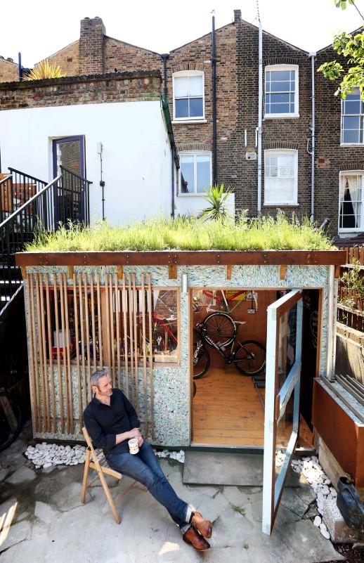 Eco shed