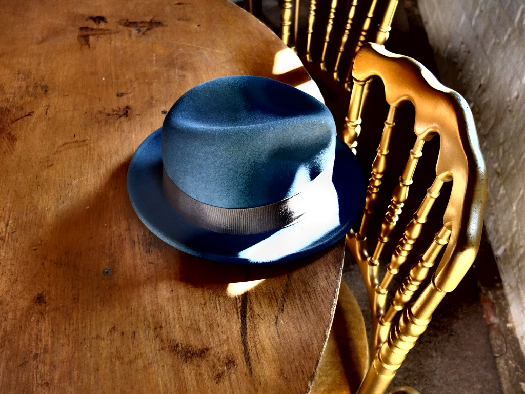 The Amazing Hats Of Mr William Hardie Shedblog