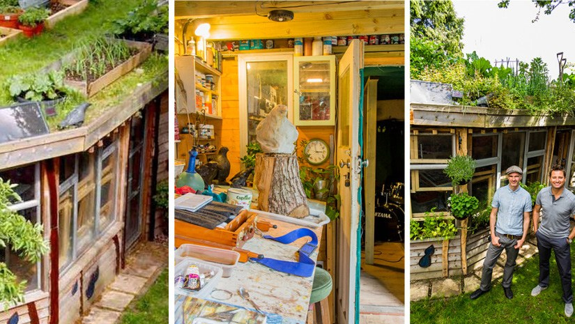 Shed of the year 2015 – Right what happens next? – may involve sheds & voting
