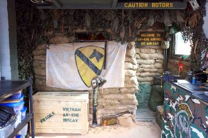 Air Cavalry Bunker, Historic