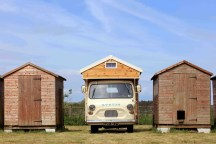 Austin Camper Shed, Cabin & Summerhouse
