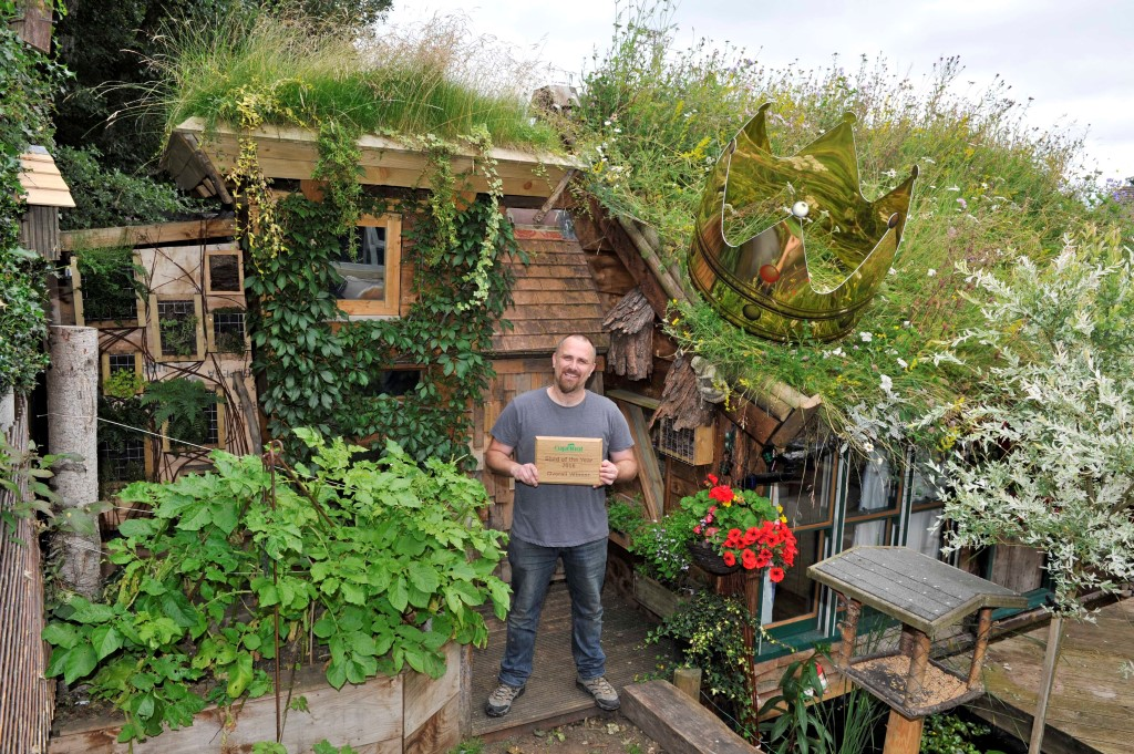 Shed of the Year 2016 winner - West Wing