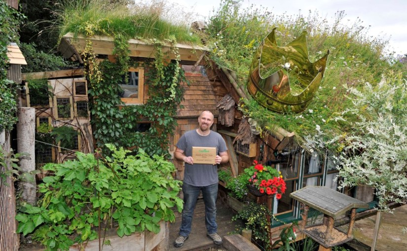 The Shed of the year 2016 is the …. West Wing