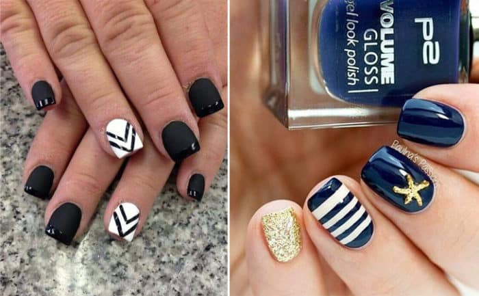 Latest Gel Nail Designs 2017 Papillon Day Spa