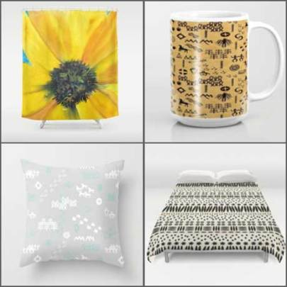 Home-Decor-Society6