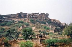 Khetri Fort
