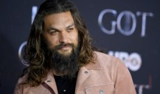 Jason Momoa Shaved Off His Beard & He's Completely Unrecognizable