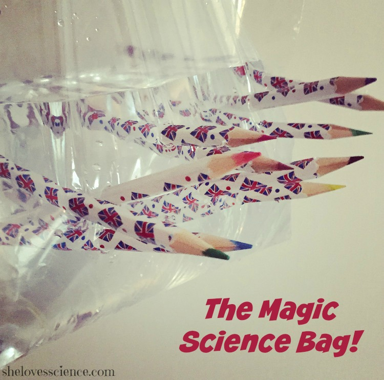 The Magic Science Bag