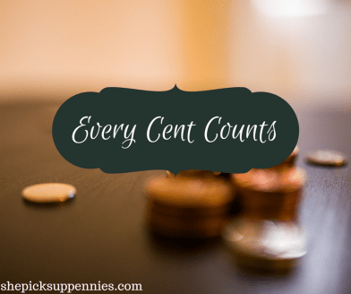 Every Cent Counts