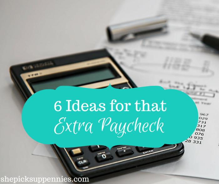 Extra Paycheck (1)