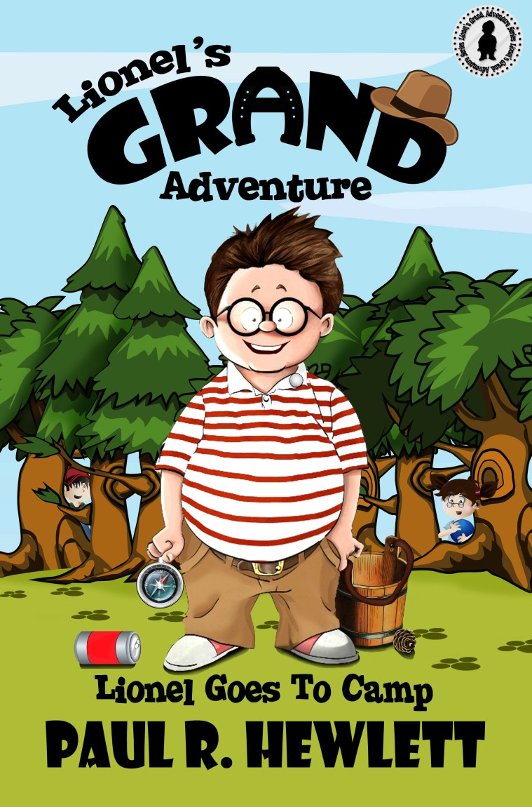 Lionel's Grand Adventure: Lionel Goes to Camp