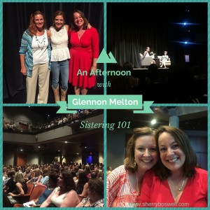 25 Things from Glennon Melton's Talk at Charleston Music Hall (Part 1)