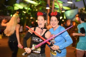 Changes Run into the New Year with runDisney Costumes