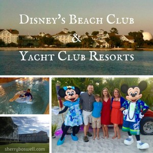 Top Disney Deluxe Resorts: Beach Club and Yacht Club Resorts