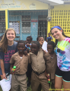 How to Give Back on Vacation