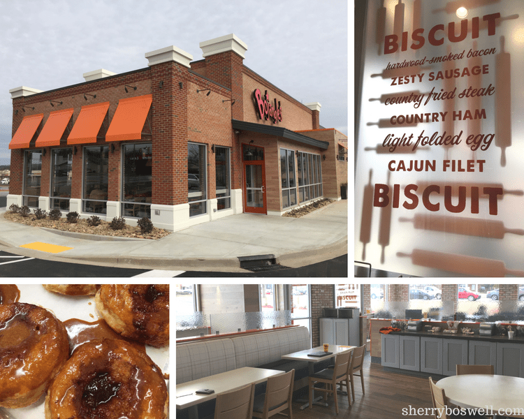 First of its Kind Bojangles' Opening in Greenville, South Carolina
