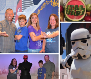 Disney Cruise Line's Star Wars Day at Sea Blasts Back in 2018