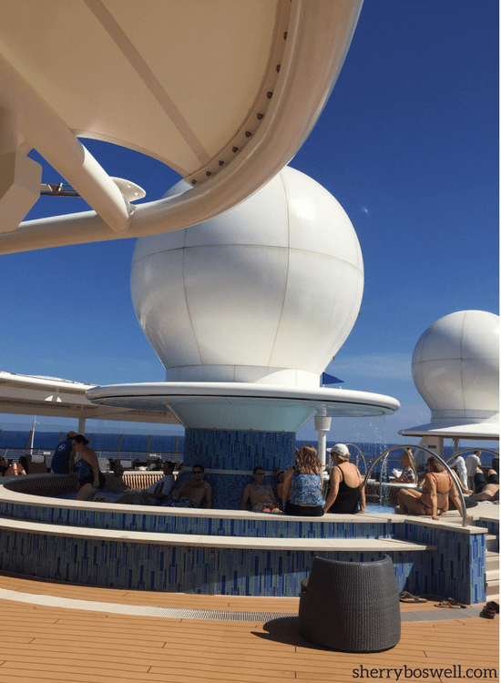 Girlfriends trip on Disney cruise line Satellite Falls