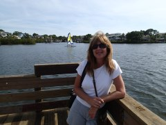 Me on the Dock