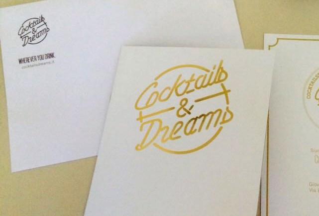 Brochure Cocktails&Dreams