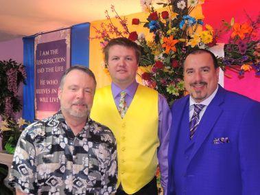 Gary, Bobby, and Randy Eddy-McCain