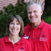 Rob and Linda