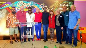 Rev Vince Anderson, Dr Harold Ivan Smith, Bishop Carlton Pearson, Pastor Randy Eddy-McCain, Pastor Jay Bakker, Pastor Sheryl Myers, Pastor John Pavlovitz, Pastor Dick King