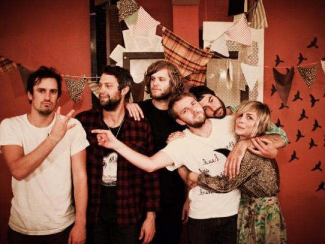 The Head and The Heart Visit Daytrotter