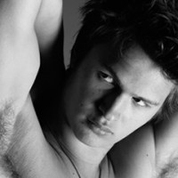 Ansel Elgort & Douglas Booth Bare Their Guns for 'Interview' Magazine