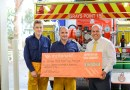 McDonald Partners raises $720 for Grays Point Rural Fire Service