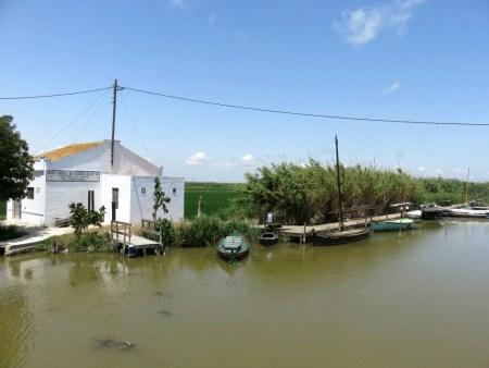 Natuurpark Albufera Valencia
