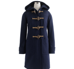 Purchase Toggle coat in wool-cashmere with Thinsulate® from JCrew.com